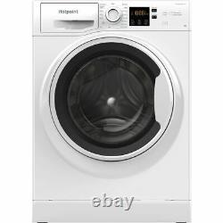 Hotpoint NSWA943CWWUKN A+++ Rated 9Kg 1400 RPM Washing Machine White New