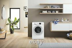 Hotpoint NSWM863CW Free Standing 8KG 1600 Spin Washing Machine A+++ White