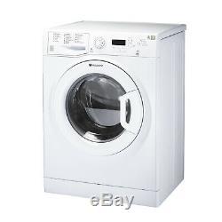 Hotpoint WMBF944P Washing Machine, 9 kg Wash Load, 1400 RPM Spin Speed White
