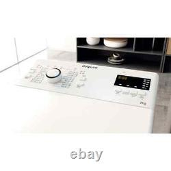 Hotpoint WMTF722U Top Loading Washing Machine 7kg, 1200 Spin, LED Display