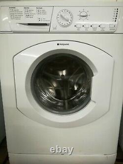 Hotpoint Washing Machine 7kg 1200 Spin HTB721P White