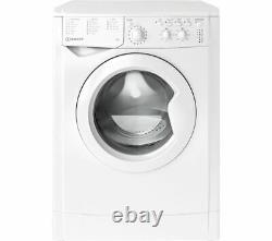 INDESIT IWC 71453 W UK N 7 kg 1400 Spin Washing Machine White Currys