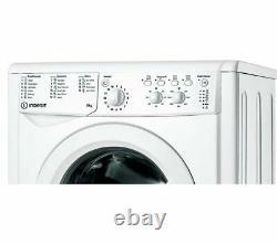 INDESIT IWC 81483 W UK N 8kg 1400 Spin Washing Machine Quick Wash White Currys