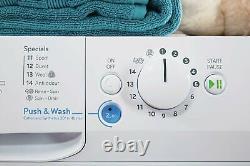 Indesit BWA81483XWUK Free Standing 8KG 1400 Spin Washing Machine White