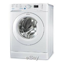 Indesit BWA81683XWUK Washing Machine 8 kg Wash Load 1600 RPM Spin Speed White