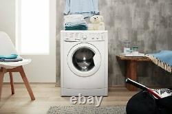 Indesit IWC81252 Free Standing 8KG 1200 Spin Washing Machine White