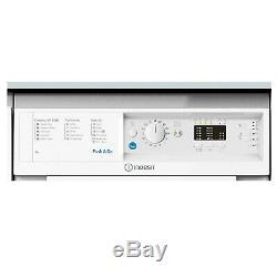 Indesit Integrated BIWMIL71452 7kg Washing Machine 1400RPM A++ White