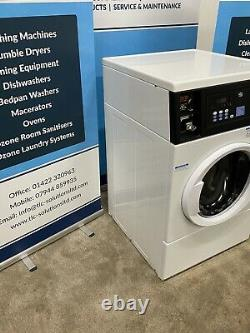 Ipso ILC98-9.5kg Coin Operated, Pump Drain, High Spin Commercial Washing Machine