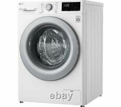 LG AI DD V3 F4V309WNE 9kg 1400 Spin Washing Machine Quick Wash White Currys