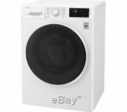 LG F4J609WN NFC 9 kg 1400 Spin Washing Machine White Currys