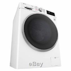 LG F4J609WS 9kg 1400rpm Washing Machine