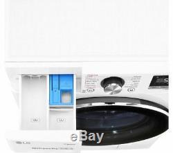 LG F4J610WS NFC 10 kg 1400 Spin Washing Machine White Currys