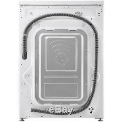 LG F4MT08W 8kg 1400 Inverter Direct Drive White Washing Machine +2 Year Warranty