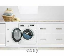 LOGIK LIW714W20 Integrated 7kg 1400 Spin Washing Machine A+++ Quick Wash Currys