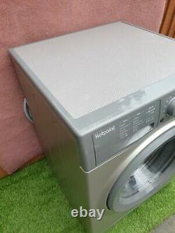Likenew Hotpoint 8kg A+++ with inverter motor washing machine, spotlessly clean