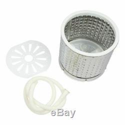 Luxury sustainable Salora Mini washingmachine little/small clothes washer