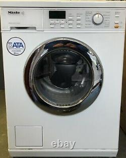 MIELE HONEYCOMB-CARE 5KG+5KG 1600 SPIN WASHER DRYER MOD No WT2670S WORKING ORDER