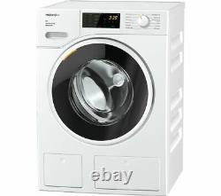 MIELE W1 TwinDos WWD 660 WiFi-enabled 8 kg 1400 Spin Washing Machine White