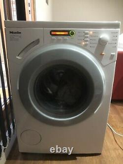 Miele W 1724 6kg Front Load White. 1400 Spin