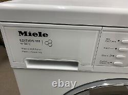 Miele W 5872 Washing Machine Edition 111 1600 Spin