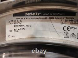 Miele W5740 Washing machine A+++, 7kg load