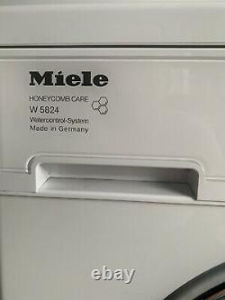 Miele W5824 Washing Machine Approx 8 years old Estate sale