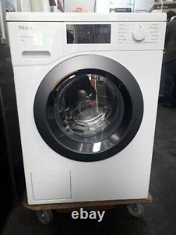 Miele WCD120WCS 8kg Washing Machine new small scratch Local free delivary