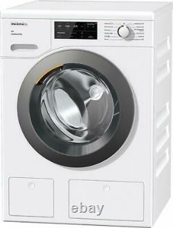 Miele WGC660 TwinDos XL Freestanding Washing Machine Lotus White 9kg W1 NEW