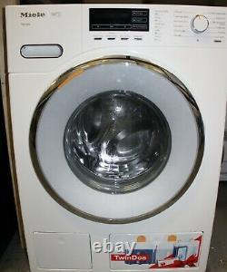 Miele WWE760 TwinDos Freestanding Washing Machine, 8kg, A+++, 1400rpm, White