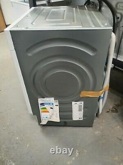 NEFF W543BX1GB Integrated 8 kg 1400 Spin Washing Machine White Grade A