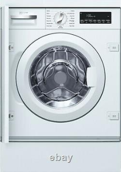 Neff W544BX0GB Integrated Washing Machine 8kg Load A+++ Energy Rating #532810
