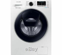 New SAMSUNG AddWash WW90K5410UW 9 kg 1400 Spin Washing Machine 1400 rpm A+++