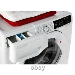 Refurbished Hoover DXOA69LW3-80 Freestanding 9KG 1600 Spin Washing Machine