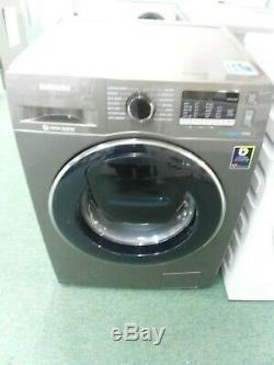 SAMSUNG AddWash WW90K5410UX/EU 9 kg 1400 Spin Washing Machine Graphite