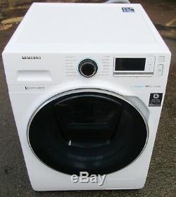 SAMSUNG WW12K8412OW 12kg A+++ ADDWASH Washing Machine RRP £1499! , 12M WARRANTY