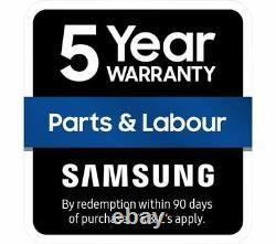 SAMSUNG ecobubble WW80TA046AX/EU 8 kg 1400 Spin Washing Machine Currys