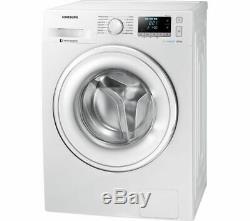 SAMSUNG ecobubble WW90J5456DW 9 kg 1400 Spin Washing Machine White Currys