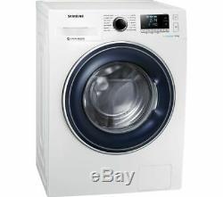 SAMSUNG ecobubble WW90J5456FWithEU 9 kg 1400 Spin Washing Machine White Currys