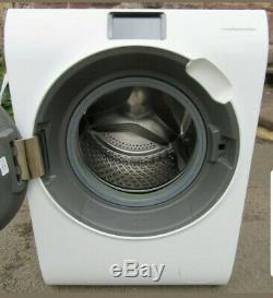 Samsung WW10H9600 Washing Machines White