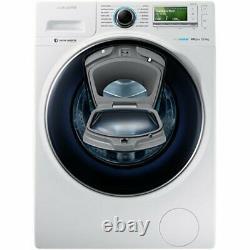Samsung WW12K84120W 12Kg A+++ 1400rpm Washing machine RRP £1,150.00