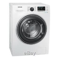 Samsung WW80J5555EW Freestanding Washing Machine with 8KG Load Capacity