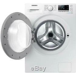 Samsung WW80J5556MW 8Kg 1400 Spin A+++ White Washing Machine + 5 Year Warranty