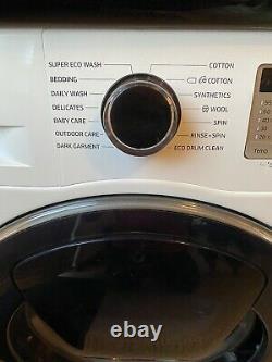 Samsung WW80K5413UW 8KG 1400RPM AddWash Washing Machine Eco bubble 4yr warranty