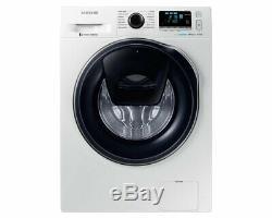 Samsung WW80K6610QW 8KG 1600RPM AddWash Washing Machine Free 5 Year Warranty