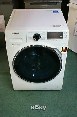 Samsung WW90H7410EW EcoBubble 9kg 1400rpm spin Washer Washing Machine White
