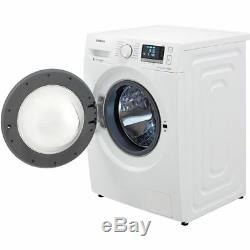 Samsung WW90J5456MW ecobubble A+++ Rated 9Kg 1400 RPM Washing Machine White