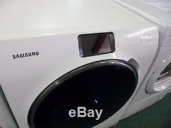 Samsung Washing Machine 10kg WW10H9600EW WW9000 Series White 1600rpm 10kg