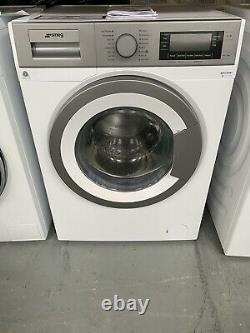 Smeg WHT1114LUK1, 11kg, 1400rpm, Washing Machine A+++(-10%) Rating in White