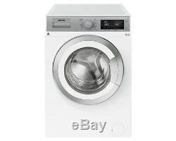 Smeg WHT1114LUK1 White 11KG A+++ 1400RPM Washing Machine 5 Year Warranty