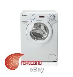 Washing Machine Compact Slim 4KG CL in + 70X51X45CM White 1000GIRI AQUA1042D1-S